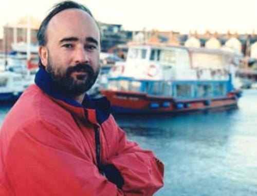 Dick Wood remembers Ian Stuart, Stuart Line Cruises